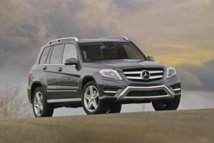 2013 Mercedes-Benz GLK250 BlueTEC.