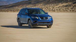 Pathfinder , одна из самых известных и популярных моделей компании Nissan в Соединенных Штатах, за почти 60 - летнюю историю, возрождается в 2017 модельном году с большим количеством внедорожных возможностей