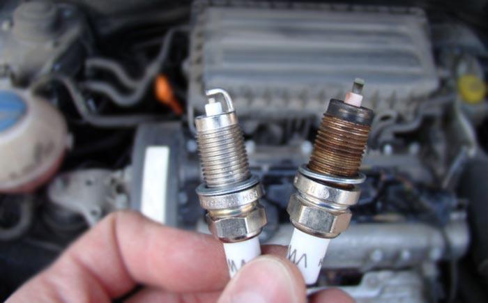 Почему троит двигатель. Пропуски воспламенения