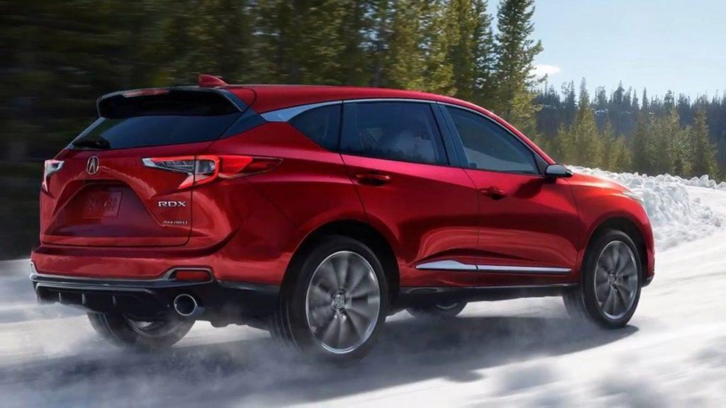 Acura презентовала новый кроссовер 2