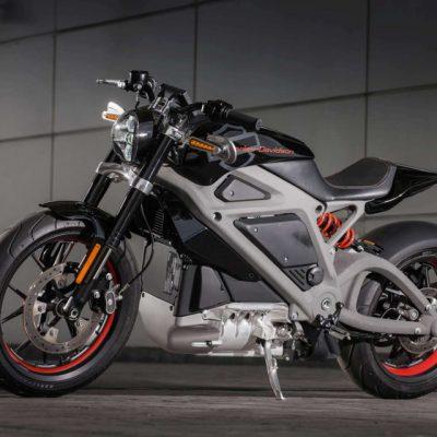 «Электричка» от Harley-Davidson