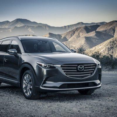 За два месяца продано 12000 Mazda CX-8