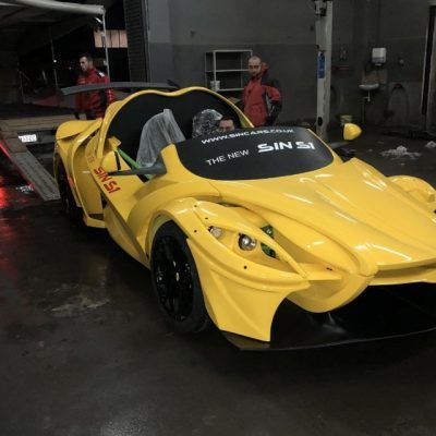 Самый «уродливый» автомобиль Женевского автосалона
